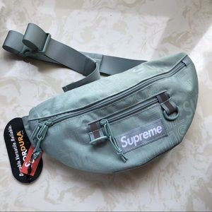 Supreme waist bag fanny pack ss19 ice